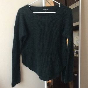 Express Wool Sweater